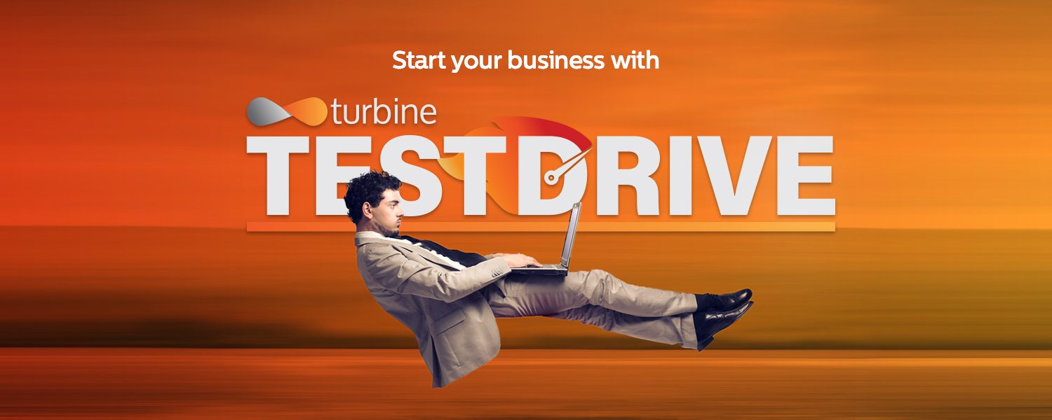 Start your business with TEST DRIVE